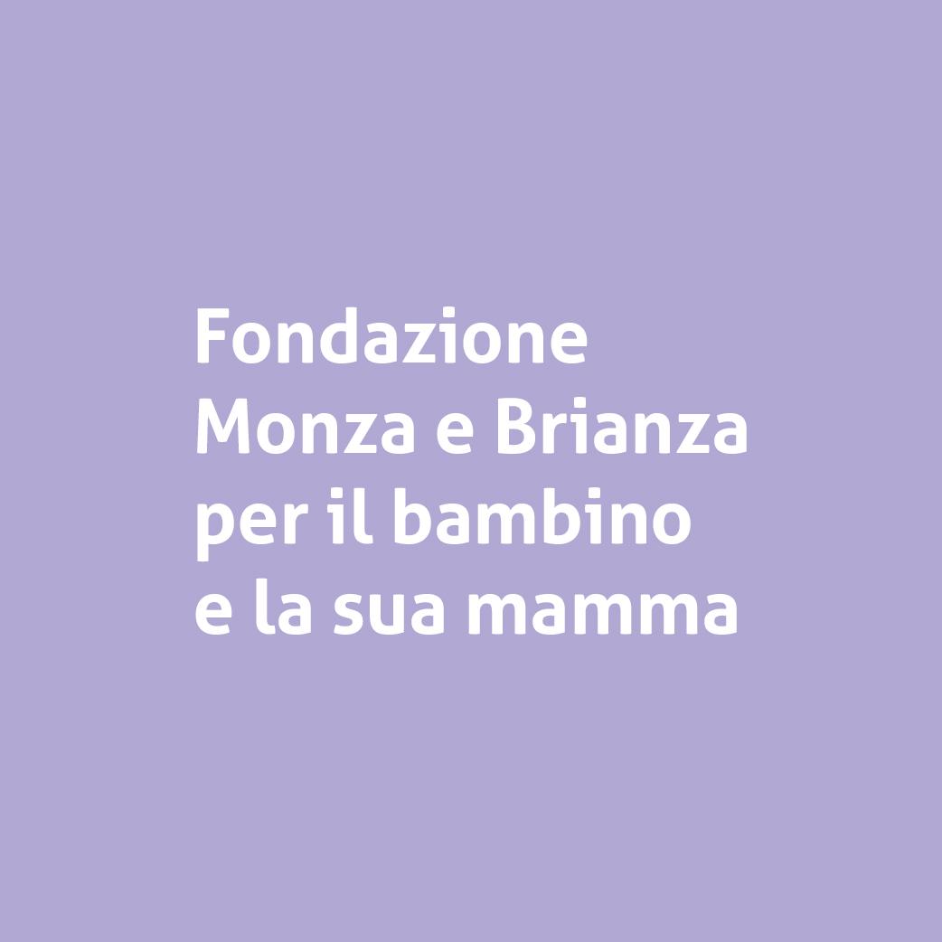 Fondazione monza brianza